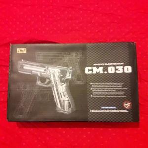Αεροβόλο πιστόλι CYMA CM 030