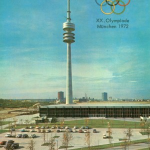 Ολυμπιακοί Αγώνες Μονάχου, 1972, Καρτ Ποστάλ