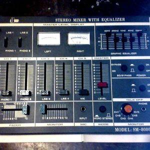 Μίκτης BETTER model SM-8080