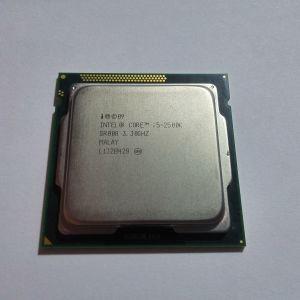 Τετραπύρηνος επεξεργαστής i5-2500k 3,3GHz