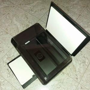 Πολυμηχάνημα (scanner) HP