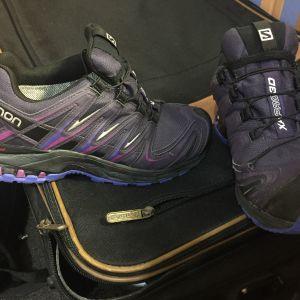 Πωλούνται ορειβατικά παπούτσια Salomon XA Pro 3D GTX γυναικείο νούμερο 40