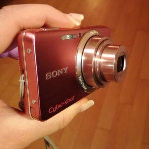 Φωτογραφική Μηχανή - Sony - Cyber Shot DSC W630 - 16.1 Mega Pixels  +Κάρτα Μνήμης 8GB & Θήκη
