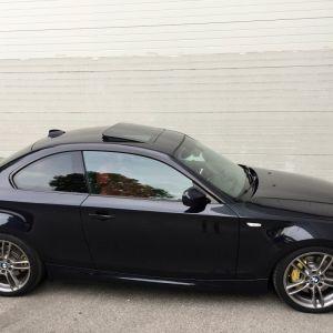 BMW 120D M-Sport