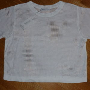 medium μπλουζα ολοκαινουργια