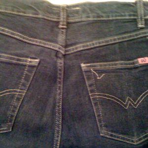 Παντελόνι jean γυναικείο 44