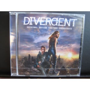 Divergent - Original Motion Picture Soundtrack CD