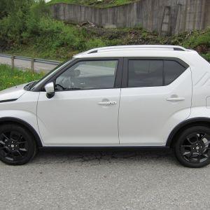 Suzuki Ignis Hybrid 4x4 Safetech