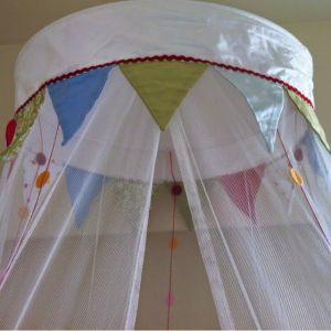 Κουνουπιέρα για παιδικό δωμάτιο