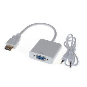HDMI to VGA + Audio