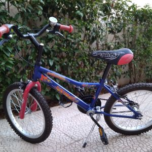 Δυο (2) παιδικά ποδήλατα για παιδιά ηλικίας 7-10 ετών