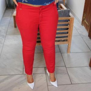 Παντελόνι κόκκινο ΖΑRA