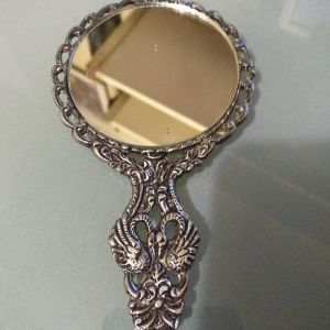 Vintage Καθρεπτης Χειρος Χειροποιητος Ιωαννινα