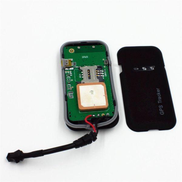 GPS Tracker - aftokinitou ke michanis
