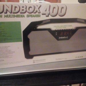 Rebeltec boombox 80€
