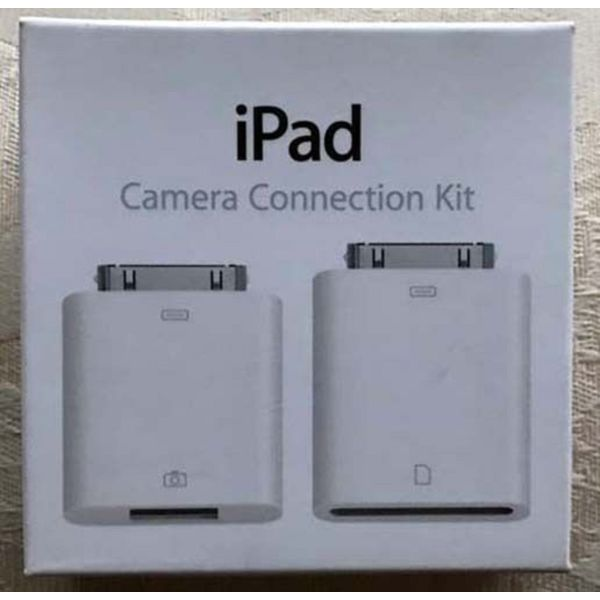 iPad  kit sindesis fotografikis michanis Apple sfragismeno
