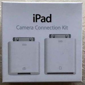 iPad  Κιτ σύνδεσης φωτογραφικής μηχανής Apple σφραγισμενο