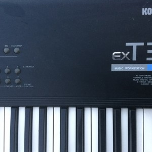 KORG T3 ex Music Workstation Synthesizer
