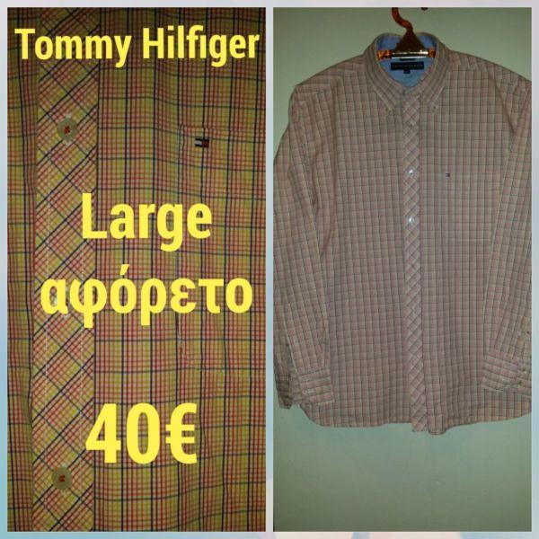 Tommy Hilfiger καινούριο πουκάμισο - αγγελίες στο Αθήνα - Vendora.gr 5baffb86adc