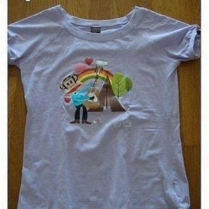 μπλούζα paul frank καινούργια για 10-12 ετών