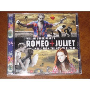 Romeo juliet music from the motion picture CD