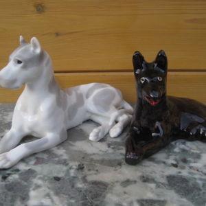 Πορσελανινα Σκυλακια -2-