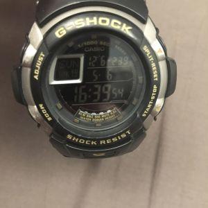 Ρολόι g- shock