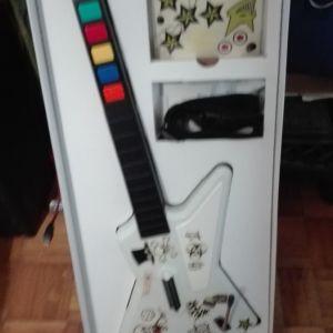 Guitar Hero 2 Controller+Games for Xbox 360