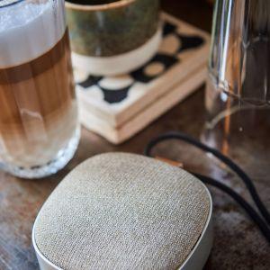 WOOFit Go - Bluetooth speaker in Black