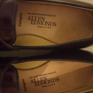 Allen Edmonds Lexington Μοκασίνια  no. 43