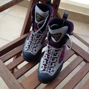 ΜΠΟΤΕΣ γυναικείες χειμερινής ορειβασίας Asolo Pumori GV ML Gore- Tex