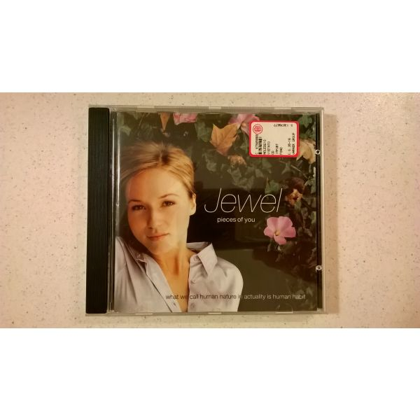 CD ( 1 ) Jewel - Pieces of you