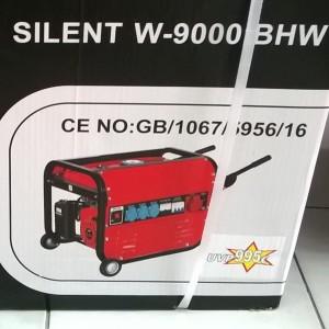 Γεννήτρiα Βενζίνης με μιζα 220V/380V