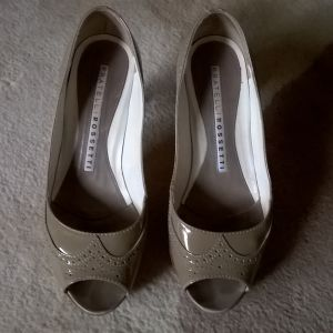 Παπούτσια Peep-Toe Fratelli Rossetti