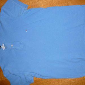 Tommy hilfiger πικε μπλουζα small/medium