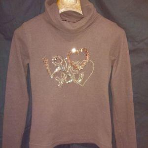 Χειμωνιάτικο μπλουζάκι ζιβάγκο a1ce66558de
