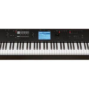 korg m50 88 synthesizer workstation