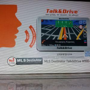 GPS MLS DESTINATOR TALK AND DRIVE W500-M