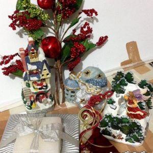 Χριστουγεννιατικα στολιδια ολοκαινουργια