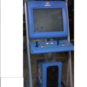 Tekken tag arcade game