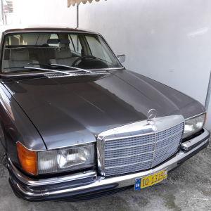 '75 Mercedes-Benz  W116, 280SE  - 5.900€ (Συζητήσιμη)