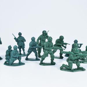 Μινιατούρες - Φιγούρες - Στρατιωτάκια USA 1940[GREEN]