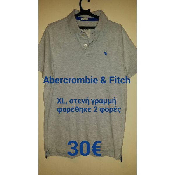 Abercrombie   Fitch polo shirt - αγγελίες στο Αθήνα - Vendora.gr c895d592093
