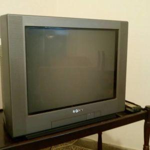 Τηλεοραση Sony 21'