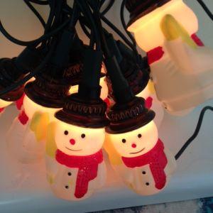 10 χριστουγεννιατικα φωτακια χιονανθρωπακια