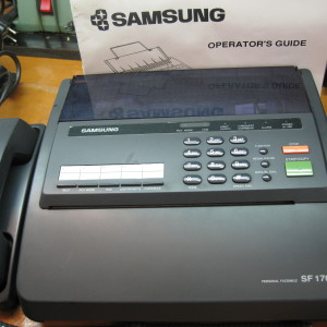 Υπολογιστής fax εκτυπωτης