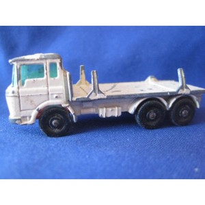 MATCHBOX No 58 GIRDER TRUCK.MADE ENGLAND.