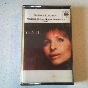 Κασέτα - Barbara Streisand - YENTL