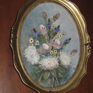 Πινακας Λουλουδια