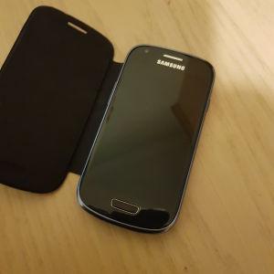ΠΩΛΕΙΤΑΙ smartphone κινητό Samsung galaxy S3 mini Xρώματος μαυρο